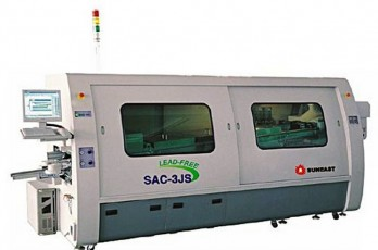 SAC-3JS Wave Soldering Machine